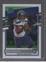 2020 Donruss Optic DeeJay Dallas