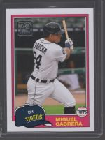 2021 Topps Legends Material Printing Plate Magenta Miguel Cabrera<br />Card not available