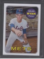 2021 Topps Legends Material Printing Plate Magenta Nolan Ryan<br />Card Owner: Courtney Adams