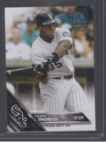 2021 Topps Legends Material Printing Plate Magenta Frank Thomas<br />Card Owner: Charles Royalty