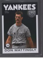 2021 Topps Legends Material Printing Plate Magenta Don Mattingly<br />Card Owner: Bob Zabloudil