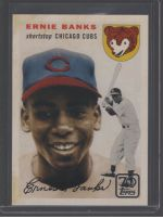 2021 Topps Legends Material Printing Plate Magenta Ernie Banks<br />Card Owner: Eli Savage
