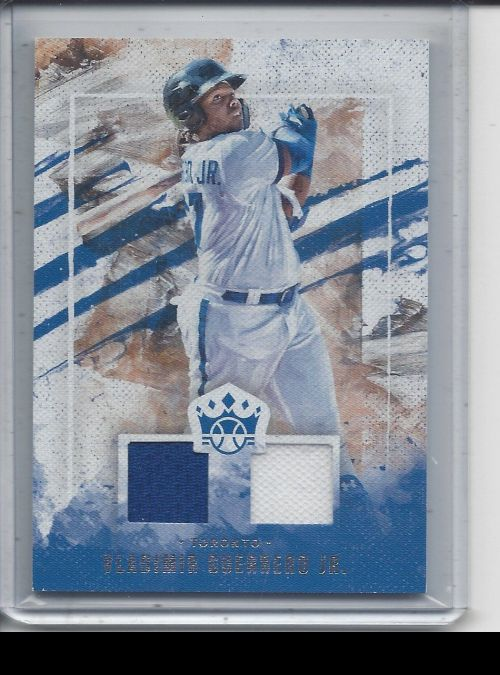 f226f6892c3 2019 Panini Diamond Kings Vladimir Guerrero Jr # 0