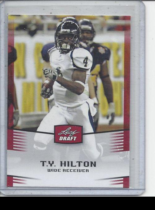 63b522ebbc4 2012 Leaf Draft TY Hilton   0