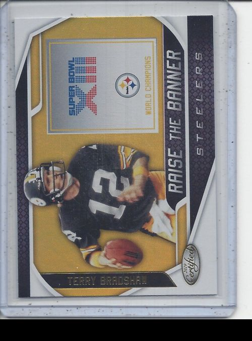 2019 Panini Certified   Terry Bradshaw<br />Card not available