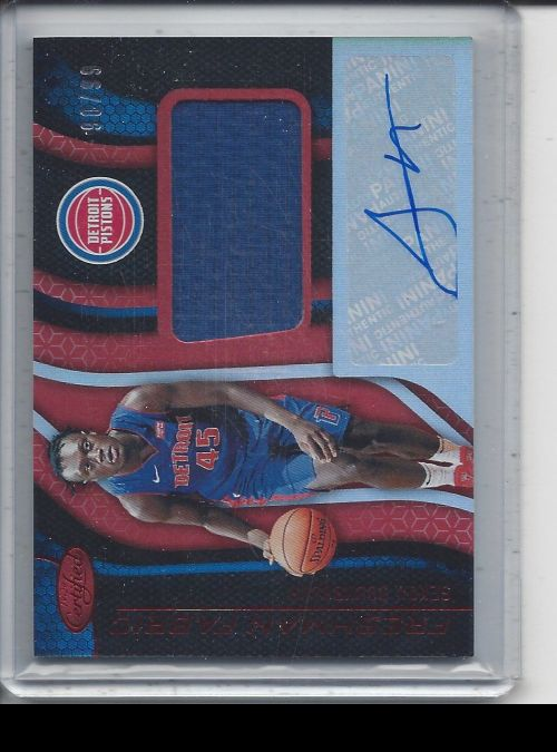 2019-20 Panini Certified   Sekou Doumbouya<br />Card Owner: Stephen Theriot