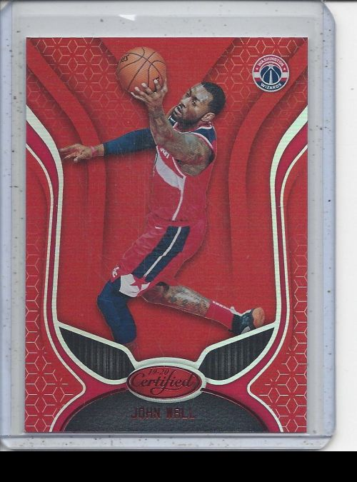 2019-20 Panini Certified   John Wall<br />Card Owner: Trade Box