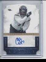 2012 Panini Prominence Courtney Upshaw