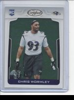 2017 Panini Certified Chris Wormley