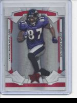 2008 Leaf Rookies & Stars Demetrius Williams