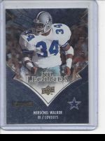 2008 Upper Deck Icons Herschel Walker