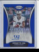2018 Panini Certified Marquette King