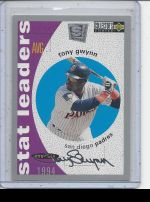 1994 Collectors Choice Tony Gwynn