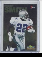 1995 Classic Five Sport Emmitt Smith