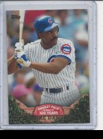 2016 Topps Andre Dawson