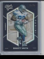 2016 Panini Black Gold Emmitt Smith