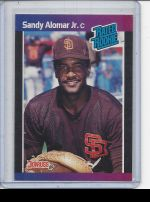 1989 Donruss Sandy Alomar Jr