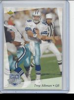 1993 Upper Deck Troy Aikman