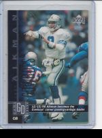1997 Upper Deck Troy Aikman