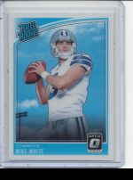 2018 Donruss Optic Mike White