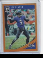 2018 Donruss Optic Joe Flacco