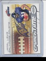 2001 Fleer Gametime Jamal Lewis