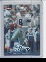 2007 Fleer Ultra Tony Romo