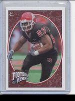 2008 Upper Deck Football Heroes Ray Rice