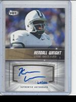 2012 Sage Hit Kendall Wright