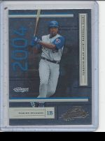 2004 Playoff Absolute Carlos Delgado
