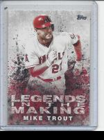 2018 Topps Mike Trout