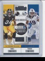 2018 Panini Contenders Tremaine Edmunds, Terrell Edmunds