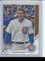 2017 Topps Anthony Rizzo