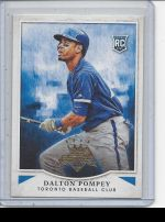 2015 Panini Diamond Kings Dalton Pompey