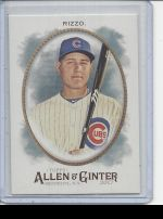 2017 Topps Allen & Ginter Anthony Rizzo