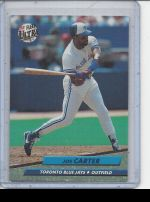 1992 Fleer Ultra Joe Carter