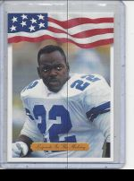 1992 AW Sports Emmitt Smith