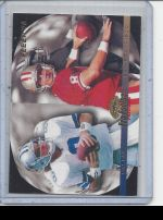 1996 Collectors Choice Steve Young, Troy Aikman