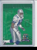 1997 Playoff Michael Irvin