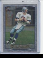 1999 Topps Chrome Troy Aikman