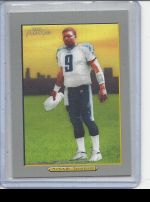 2006 Topps Turkey Red Steve McNair