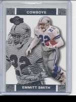 2007 Topps Co-Signers Emmitt Smith
