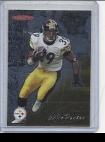 2007 Topps Total Willie Parker