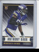 2014 Panini Rookies & Stars Anthony Barr