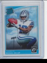 2018 Donruss Optic Michael Gallup