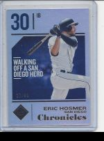 2018 Panini Chronicles Eric Hosmer