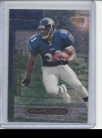 2000 Upper Deck Ovation Priest Holmes