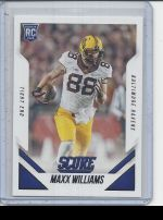 2015 Score Maxx Williams