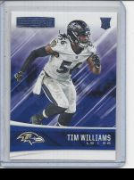 2017 Panini Rookies & Stars Tim Williams