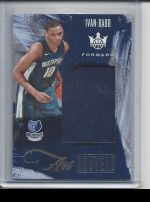 2017-18 Panini Court Kings Ivan Rabb